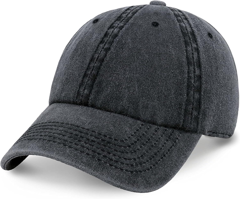 CHOK.LIDS Premium Vintage Free shipping Washed Baseball Sale item Cotton Adjustable Hat