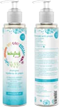 Shampoo Repelente de Piojos Natural - 100% Aceites Naturales - Babyleaf Natural - 250ml