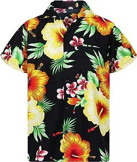 Best black on black hawaiian shirt Reviews