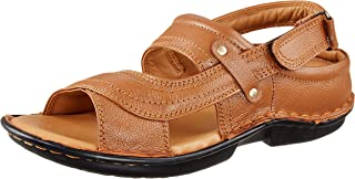 Burwood Men's Leather Thong Sandals