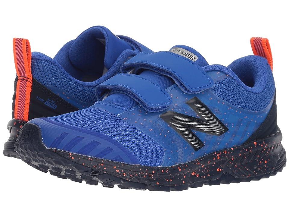New Balance Kids FuelCore NITREL (Little Kid/Big Kid) (Pacific/Pigment) Boys Shoes