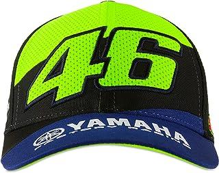 Valentino Rossi Colección Yamaha Dual Gorra, Unisex, Royal Blue, Talla Única