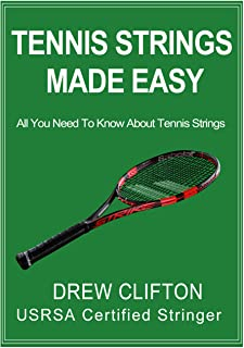 Tennis Strings Made Easy: All you need to know about Tennis Strings