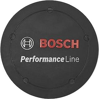 Bosch Logo Deckel Performance Abdeckung, schwarz, Einheitsgröße
