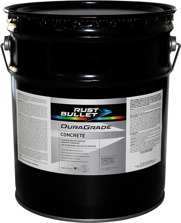 Rust Indefinitely security Bullet DuraGrade Concrete Indoor High-Performance Outdoor