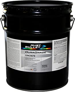 Rust Bullet DuraGrade Concrete High-Performance Easy to Apply Concrete Coating in Vibrant Colors for Garage Floors, Baseme...