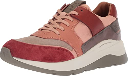 FRYE Wohommes WilFaible Faible LACE paniers, rouge Multi, 9.5 M US