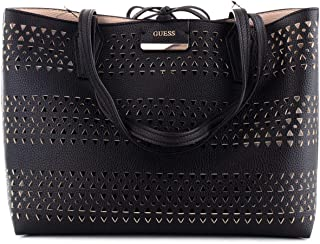 Luxury Fashion | Guess Womens HWAG6422150BLACK Black Tote | Fall Winter 19