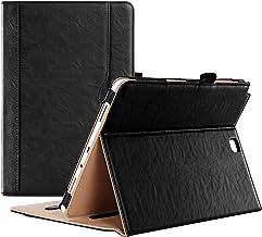 ProCase Funda Samsung Galaxy Tab A 9.7 -Clásico Folio de Soporte Cubierta Inteligente Plegable para 2015 Galaxy Tab A Tablet (9.7 Pulgadas, SM-T550 P550), con Múltiples ángulos de Vista -Negro