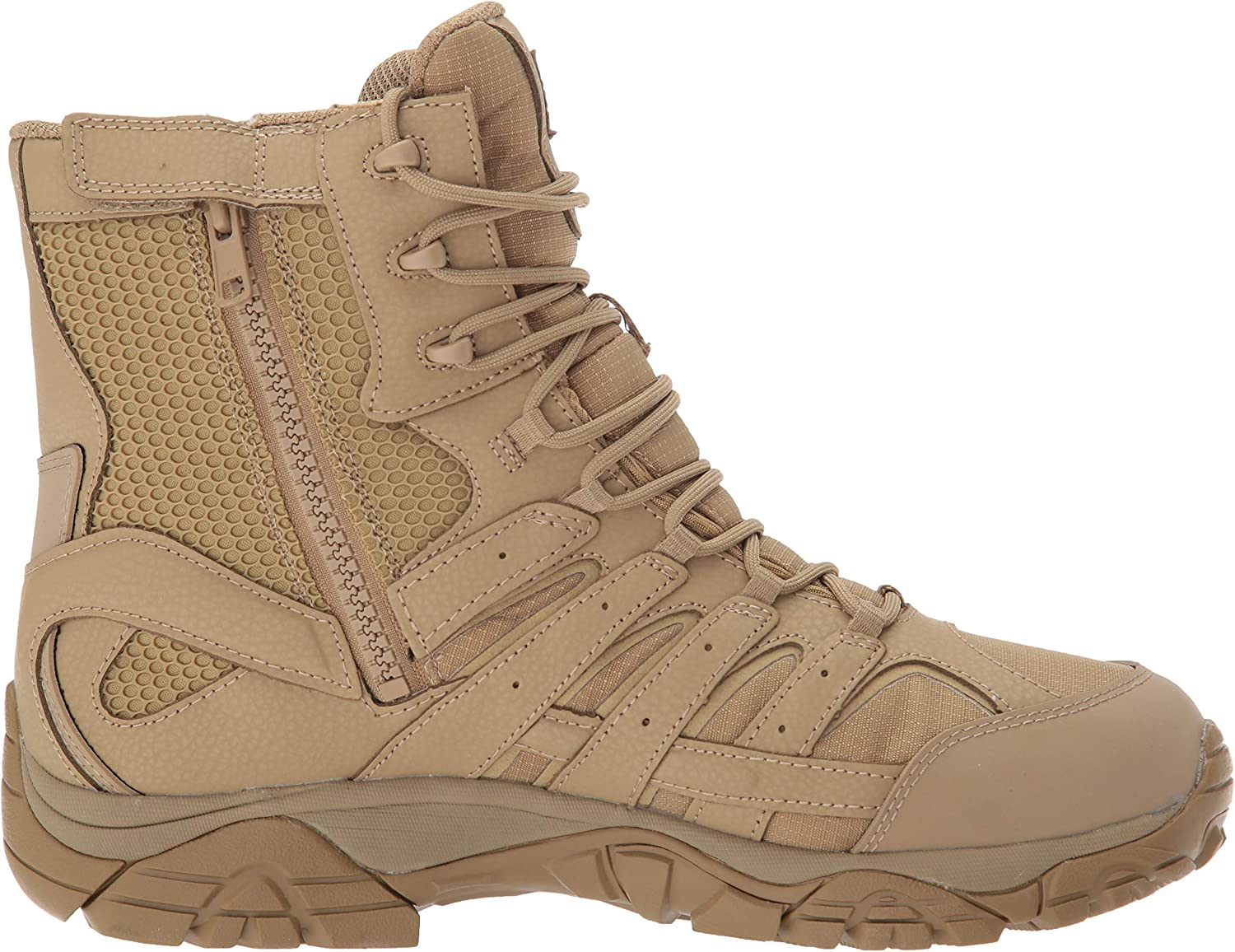 Merrell Mens Moab 2 8in Military-and-Tactical-Boots