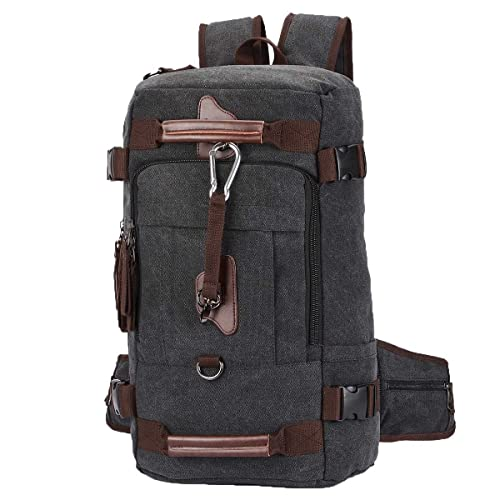 Leather Duffle Backpack  Amazon.com 9d155cd3dd3a3