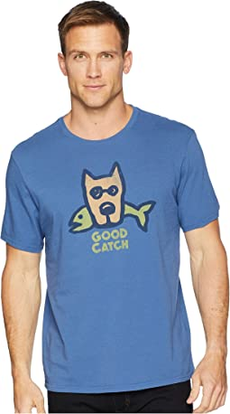 Good Catch Rocket Smooth Tee