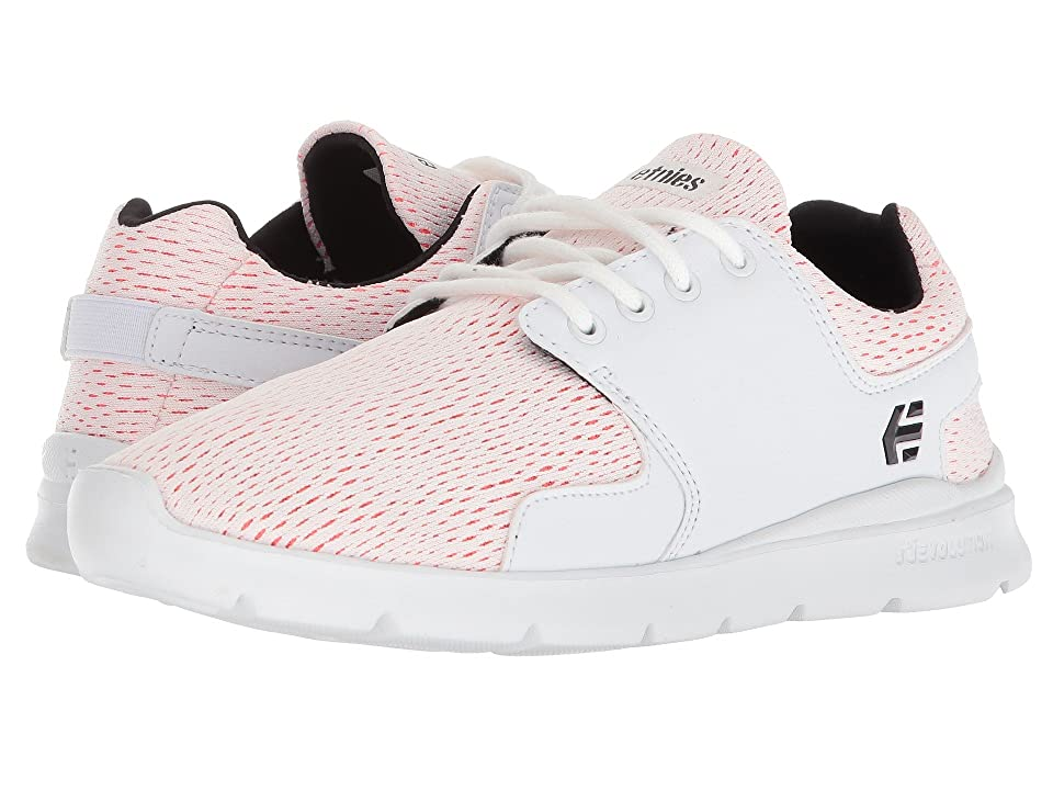 etnies Scout XT (White/Red/Black) Women