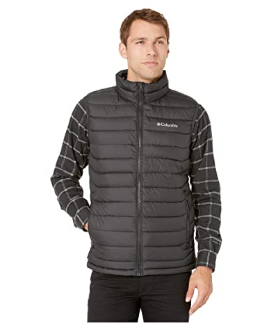 Columbia Powder Litetm Vest (Black) Men