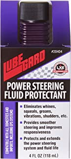 Lubegard 20404 Universal Power Steering Fluid Protectant, 4 fl. oz