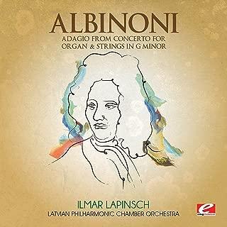 Albinoni: Adagio from Concerto for Organ & Strings in G Minor (Digitally Remastered)