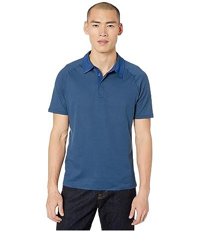 RYU Tech Polo Shirt (Petrol) Men