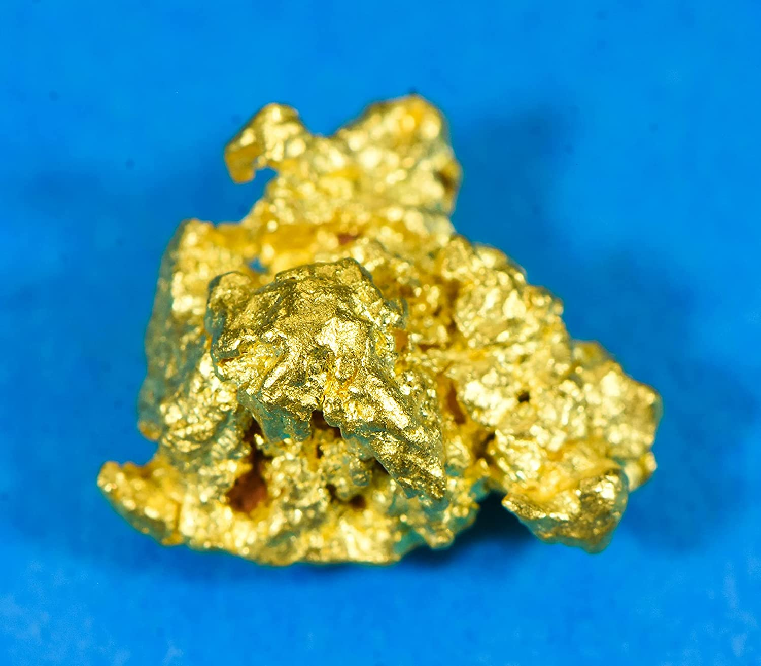 #990 Natural Gold Nugget Be super welcome Australian Grams Genuine 2.48 Recommended