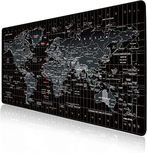 JIALONG Gaming Mouse Pad Large Size 35.4 X 15.7X 0.12inches Desk Mousepad with Personalized Design for Laptop, Comput...