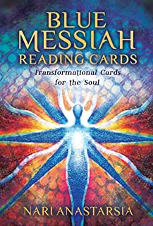 Blue Messiah Reading Cards: Transformational Cards for the Soul (Reading Card Series)