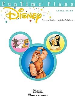 良いおすすめFunTime Piano Disney:レベル3A-3B(英語版)と2021のレビュー