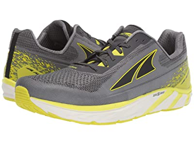 Altra Footwear Torin 4 Plush (Gray/Lime) Men