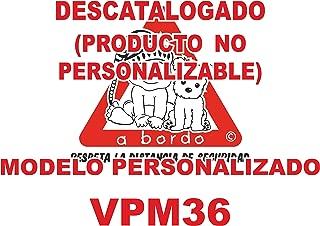 Pegatina bebé a bordo personalizada VPC26