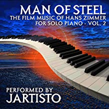 Man of Steel: The Film Music of Hans Zimmer for Solo Piano, Vol. 2