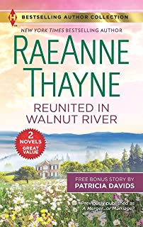 Reunited in Walnut River & A Matter of the Heart: A 2-in-1 Collection