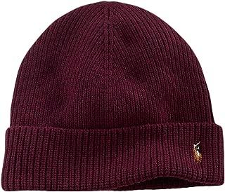 Polo Ralph Lauren Beanie Winter Hat Cap Wool
