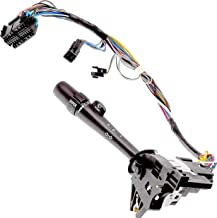 APDTY 3441973 Turn Signal Lever Combination Switch Fits 2000-2005 Chevrolet Impala Or Chevy Monte Carlo (Without Cruise Control Only; Replaces 26073613, 26085931, 26093874, 88964581)