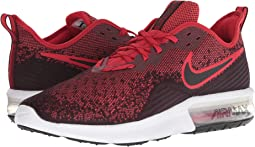 size 40 24a9d c471e Black Black University Red. 101. Nike. Air Max Sequent 4