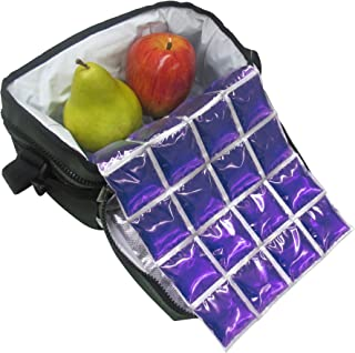 Pop! Ice - Reusable Ice Mat (Purple) by Icy Cools