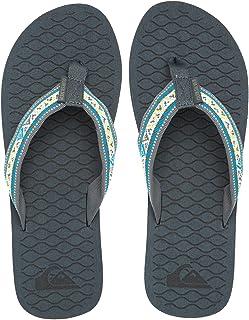 Quiksilver Men's Hillcrest 3 Point Sandal Flip-Flop