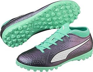 حذاء كرة القدم بوما ون 4 Il اس واي ان تي تي جونيور للاولاد (متعدد الألوان - 28 EU)
