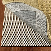 DoubleCheck Products Non Slip Rug Pad Thick Padding and Supper Grip Size 7x10