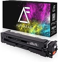 Alphafax Toner kompatibel zu HP CF-540X für Color Laserjet Pro M281fdw M-280nw M-281fdn M254nw M254dw - 203X Schwarz 3.200 Seiten