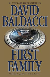 First Family (King & Maxwell Series Book 4)