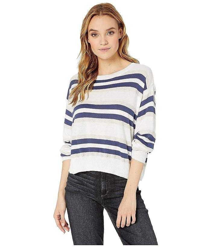 RVCA One Up Sweater (Whisper White) Women