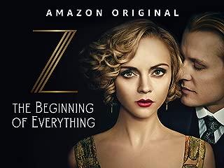 Z: The Beginning of Everything  Season 1 (4K UHD)