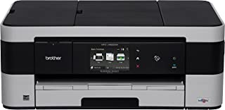Brother MFC-J4620DW, All-in-One Color Inkjet Printer, Wireless Connectivity, Automatic Duplex Printing, Amazon Dash Replen...