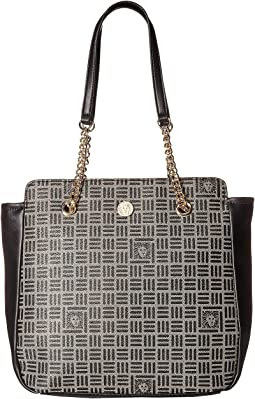Logo Chain Toggle Shopper