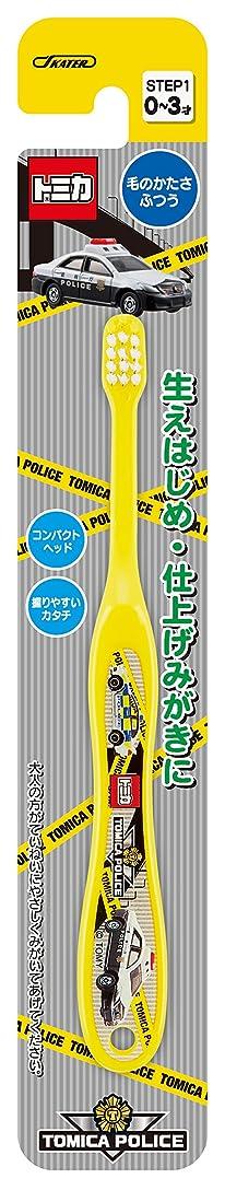 疲労ボス盗難SKATER トミカ 歯ブラシ(転写タイプ) 乳児用 TB4N