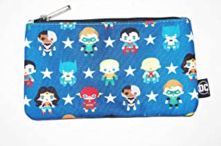 Justice League Chibi AOP Pouch