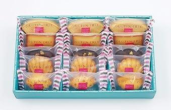 ヌベール からだに微笑み グルテンフリースイーツ 5種の焼菓子詰合せ (15個入)