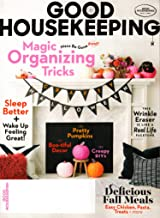 Good Housekeeping Magazine October 2019   Magic Organizing Tricks