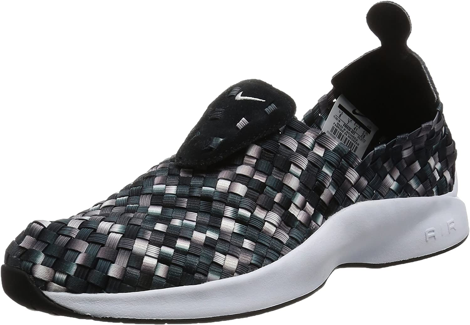Nike Mens Air Woven Premium Running Low Top Athletic shoes