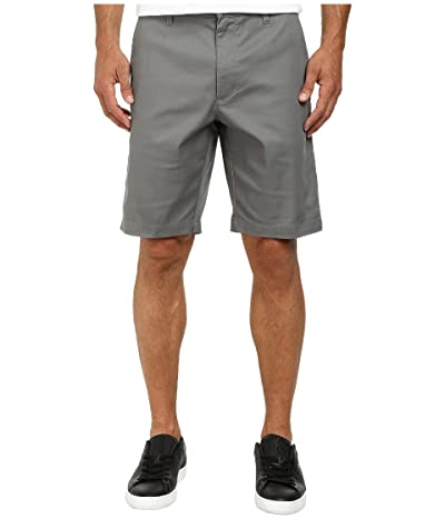 RVCA The Week-End Stretch Shorts (Smoke) Men