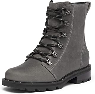 Women's Lennox Lace Rain Boot — Waterproof Leather Boots