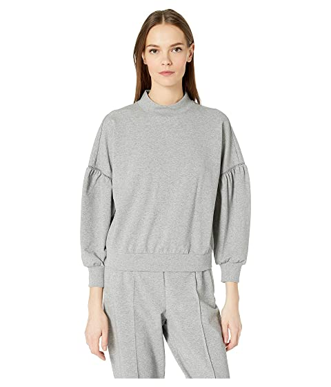 Kate Spade New York Athleisure Heart It Active Mock Neck Top